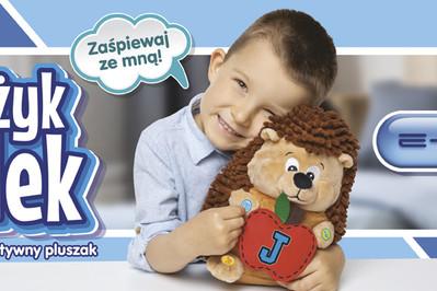 Jeżyk Julek – najmłodszy w rodzinie E–EDU – na ratunek!
