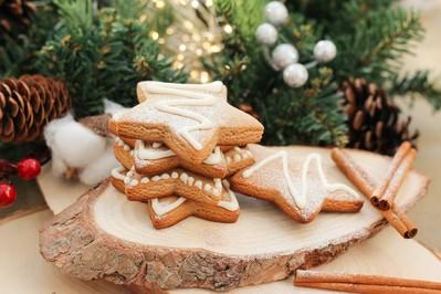 PRZEPIS WEGAŃSKI: Jak zrobić świąteczne pierniki?