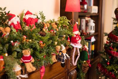 DIY ozdoby bożonarodzeniowe - FILMY